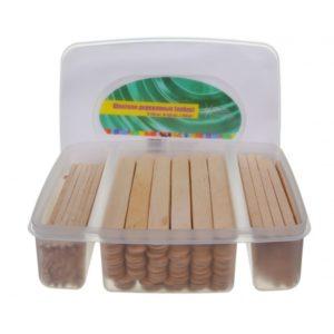 Деревянный шпатель для шугарига