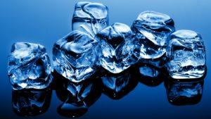 Перед процедурой используйте лед