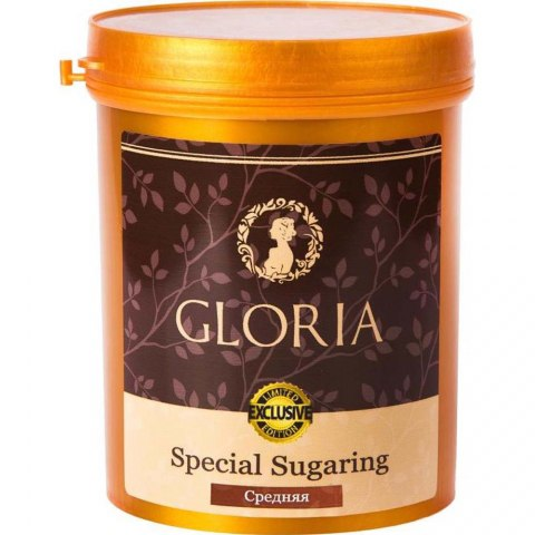Фото: Паста для шугаринга Gloria средней плотности