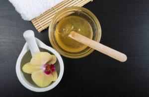 Жидкий сахар для эпиляции лучше всего использовать для удаления тонких светлых волос