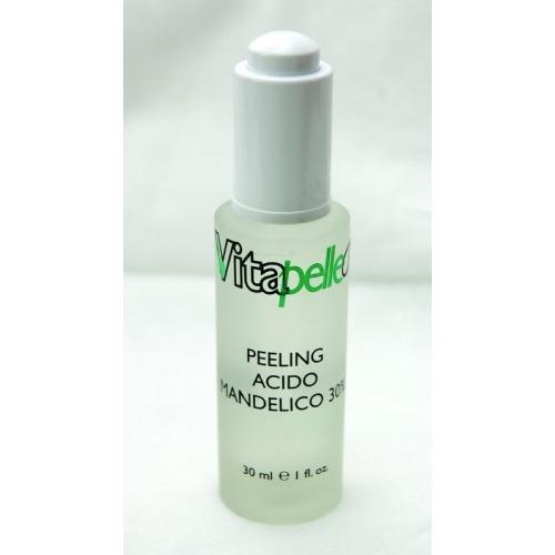 Миндальная кислота для весеннего ухода за кожей лица